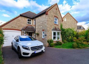 Thumbnail 4 bed detached house for sale in Garstons Close, Bristol