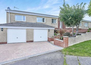 Thumbnail 4 bed bungalow for sale in Craig Road, Workington