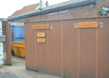 Thumbnail Commercial property for sale in Southover Way, Hunston, Chichester