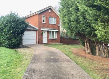 Thumbnail 3 bed detached house for sale in Mercia Drive, Leegomery, Telford
