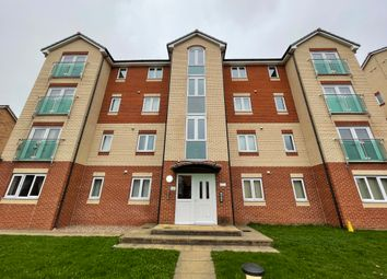 Thumbnail 2 bed flat to rent in Leatham Avenue, Kimberworth, Rotherham