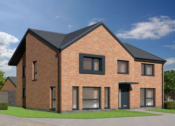 Thumbnail 4 bed detached house for sale in : The Hepburn Devongrange Development, Sauchie, Alloa