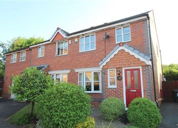 Thumbnail 3 bed property for sale in Hedgerows Road, Leyland