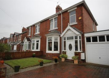 Thumbnail 3 bedroom semi-detached house for sale in Bywell Road, Cleadon Village, Cleadon