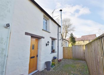 Thumbnail 1 bedroom end terrace house for sale in Bank Row, Dew Street, Haverfordwest