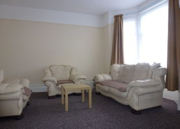 Thumbnail 3 bed terraced house to rent in Albany Road, Roath