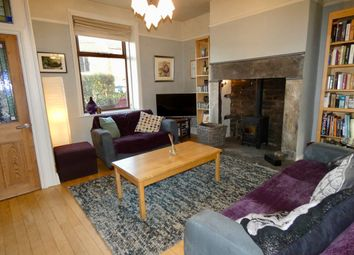 Thumbnail 3 bed terraced house for sale in Brosscroft, Hadfield, Glossop