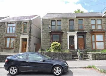 Thumbnail 4 bed semi-detached house for sale in Pentrepoeth Road, Morriston, Swansea