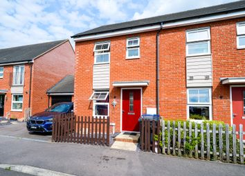 Thumbnail 2 bed end terrace house to rent in Wellington Road, Upper Cambourne, Cambourne, Cambridge