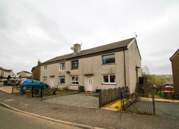 Thumbnail 2 bed flat to rent in Ashmark Avenue, New Cumnock, East Ayrshire