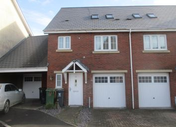 Thumbnail 3 bed town house for sale in Sentinel Court, Fairwater, Cardiff