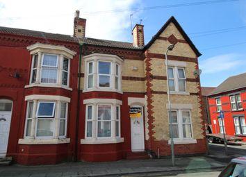 Thumbnail 2 bed terraced house to rent in Wykenham Street, Kirkdale