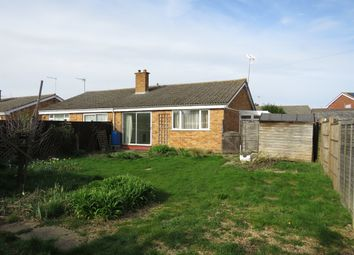 Thumbnail 2 bedroom semi-detached bungalow for sale in Fairview Crescent, Chatteris