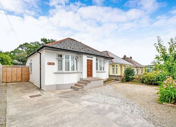 Thumbnail 3 bed detached bungalow for sale in Woodland Road, St. Austell