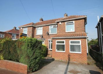 Thumbnail 3 bed semi-detached house for sale in The Forum, Denton Burn, Newcastle Upon Tyne