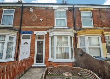 2 bed terraced house to rent in Rothesay Avenue, Exmouth Street, Hull HU5