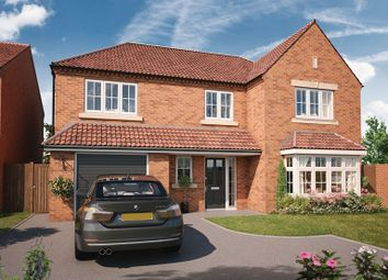Thumbnail 4 bed detached house for sale in Frobisher Court, Friar Close, Doncaster
