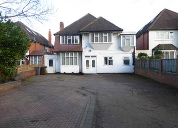 Thumbnail 6 bed detached house to rent in St. Bernards Road, Olton, Solihull
