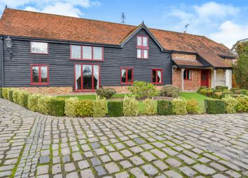 Thumbnail 6 bed farmhouse for sale in Rectory Lane, Shenley, Radlett
