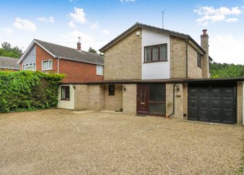 Thumbnail 6 bed detached house for sale in Holt Road, Horsford, Norwich