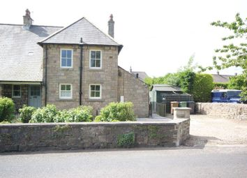 Thumbnail 3 bed semi-detached house for sale in Newbrough, Hexham