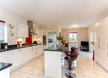 Thumbnail 4 bedroom detached house for sale in Gundulf Road, Meon Vale, Stratford-Upon-Avon