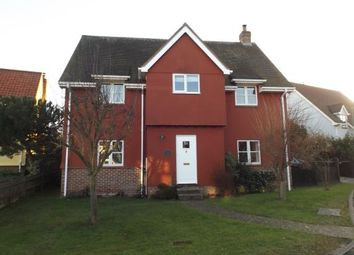 Thumbnail 5 bedroom detached house for sale in Gislingham, Eye, Suffolk