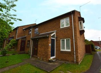 Thumbnail 2 bed end terrace house for sale in Bridport Close, Lower Earley, Reading, Berkshire