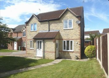 Thumbnail 2 bed semi-detached house to rent in Ivy House Court, Scunthorpe