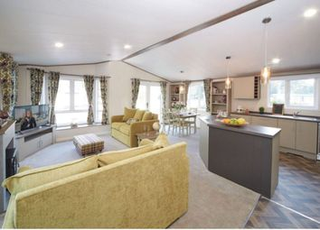 Thumbnail 2 bed lodge for sale in Downton Lane, Downton, Lymington