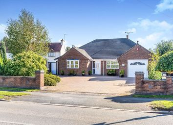 Thumbnail 3 bedroom bungalow for sale in Leicester Road, Ibstock