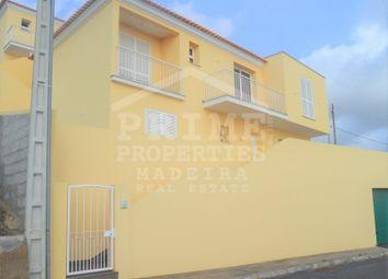 Thumbnail 3 bed detached house for sale in Gaula, Santa Cruz, Madeira
