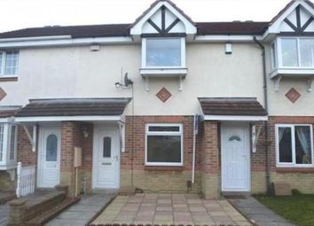 Thumbnail 2 bed terraced house to rent in Hatherley Court, Middlesbrough, North Yorkshire