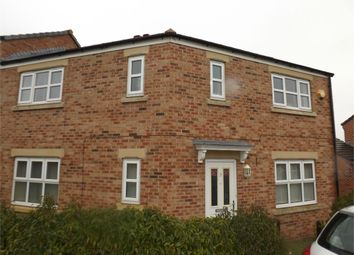 Thumbnail 3 bed semi-detached house to rent in Sidings Place, Fencehouses, Houghton Le Spring, Tyne And Wear