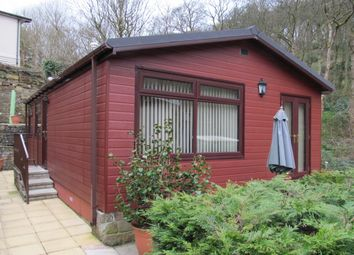 Thumbnail 2 bedroom mobile/park home for sale in Gelder Clough Park (Ref 5259), Heywood, Lancashire