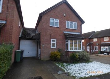 Thumbnail 4 bed semi-detached house to rent in Goldcrest Close, Luton