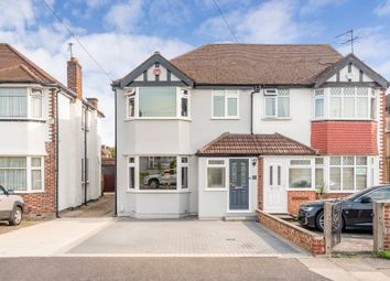 Collins Drive, Eastcote, Middlesex HA4. 3 bed semi-detached house