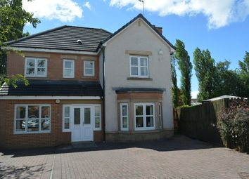 Thumbnail 4 bed detached house for sale in 2 Braids Drive, Glasgow
