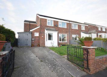 Thumbnail 4 bed semi-detached house for sale in Dartington Fields, Torrington, Devon