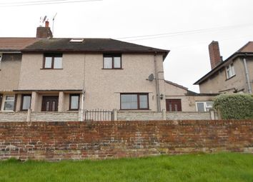 Thumbnail 3 bed semi-detached house for sale in Dyke Street, Brymbo, Wrexham