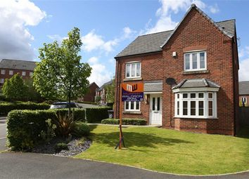 Thumbnail 4 bedroom detached house for sale in Brattice Drive, Pendlebury, Swinton, Manchester