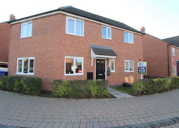 Thumbnail 3 bed detached house for sale in Bagnall Way, Hawksyard Estate, Rugeley