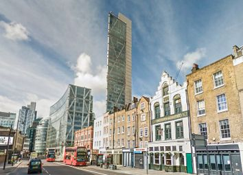 Thumbnail 2 bed flat for sale in Principal Tower, Shoreditch High Street, Shoreditch