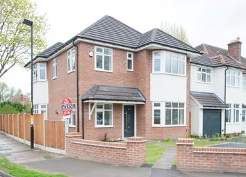 Thumbnail 4 bed detached house for sale in Welford Road, Sutton Coldfield