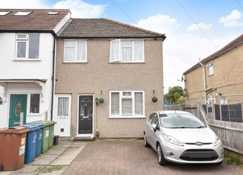 Thumbnail 1 bed flat to rent in Carmelite Road, Harrow