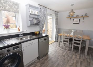 Thumbnail 3 bed semi-detached house for sale in Friarwood Avenue, Pontefract