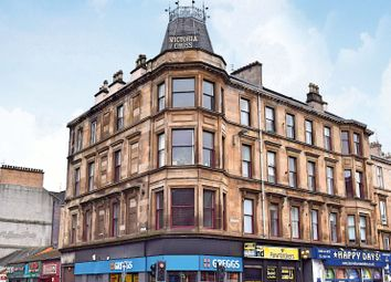 Thumbnail 2 bedroom flat for sale in Victoria Road, Queens Park, Glasgow