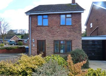 Thumbnail 3 bed link-detached house for sale in Cedar Close, Ashbourne