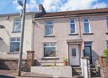 3 bed terraced house for sale in James Terrace, Hengoed CF82