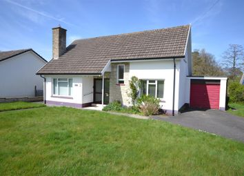 Thumbnail 4 bed detached bungalow for sale in Maes-Y-Coed, Cardigan